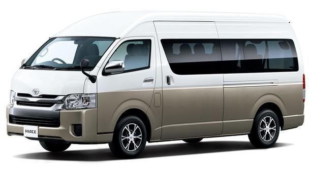 Best Vehicle for family transfer in Hokkaido - Hokkaido
