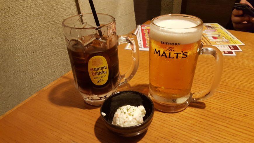 Bar Hopping & Izakaya Tour Sapporo Susukino